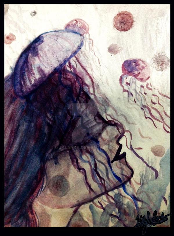 Jellyfish Dream by Jalanka