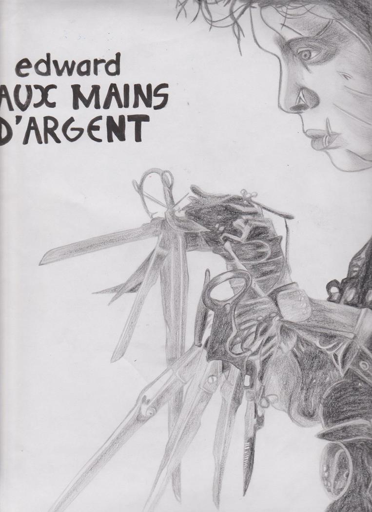 Edward Scissorhands by Crazy-Skull