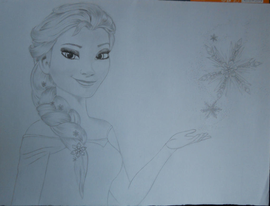 Elsa by Crazy-Skull