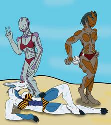 Fourth Beach Babes
