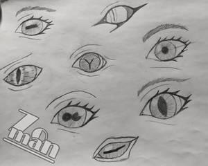 Fourth Dimension Eye Study