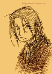 Edward Sketchiness