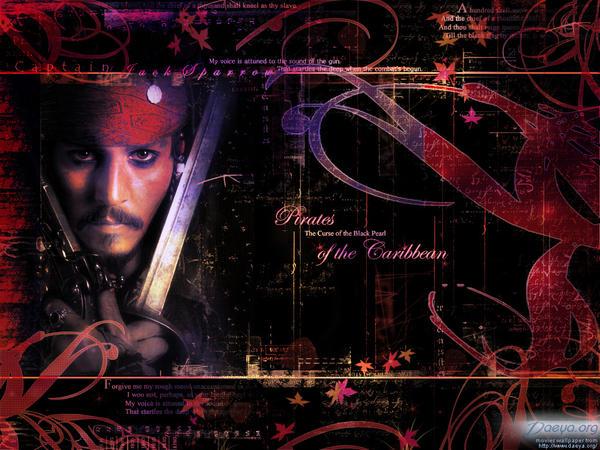 Purple Jack Sparrow
