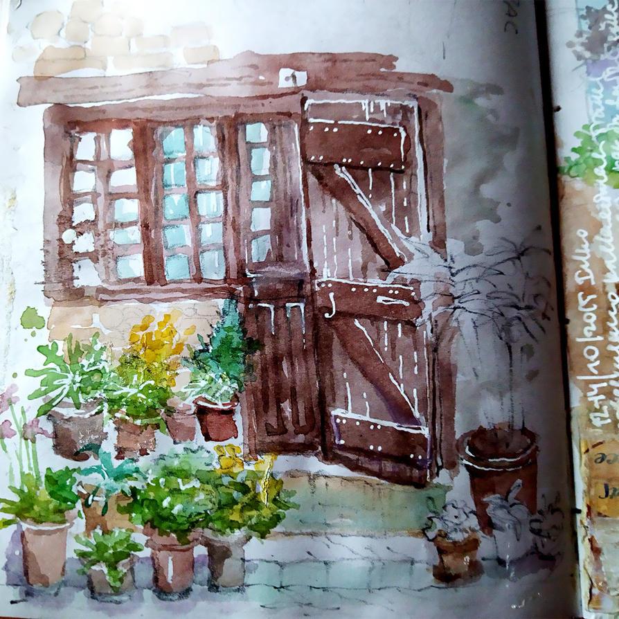 Saint Felis Lauragais, France by Pamplemuss