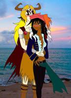 PC: Nautical Romance by Jyuudai