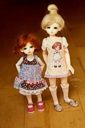 Emma + Amber 11 by Meikemuis