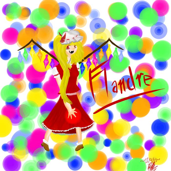 Flandre by Inner-instability