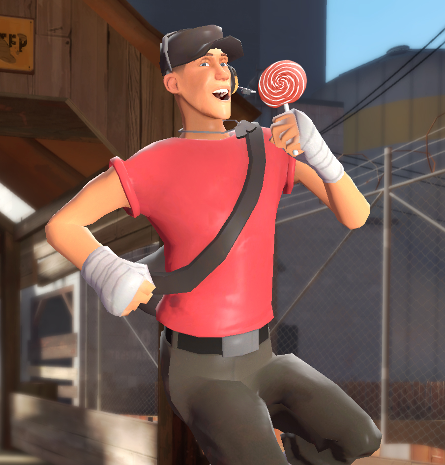 Scout Lolly by Harry64