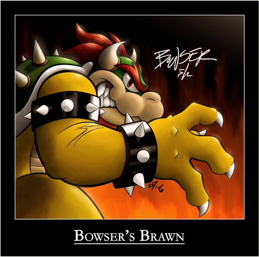 Bowser's Brawn