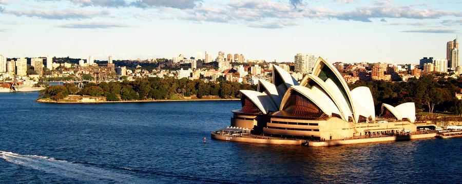 Sydney by DasZomby