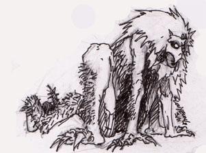 Beast Man by lousworld