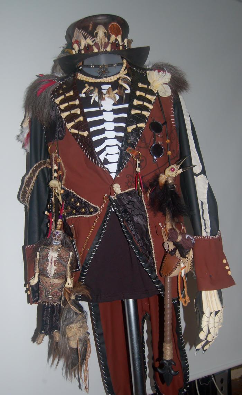 The Voodoo Night stalker Suit by BrimstonePreacher
