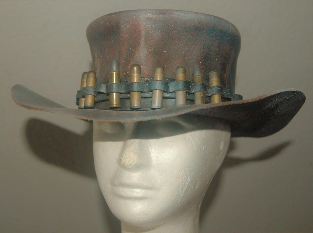 Gunslingers Hat by BrimstonePreacher