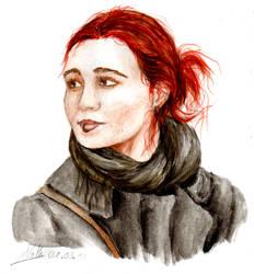 Gwenn by Romaeangel