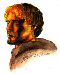 Kirk Lazarus by Romaeangel