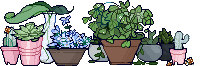 [F2u]  My tiny garden by Ner-U