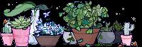 [F2u]  My tiny garden by Ner-U