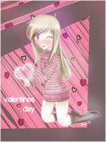 valentines day by Shellahx