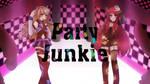 Party Junkie - Ketsuban + Shellah
