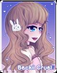Kawaii Cards - Beckii Cruel