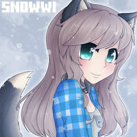 GIFT - Snowwi (YouTube Avatar) by Shellahx