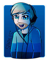 Yogscard - Sparkles*/Tom by Shellahx