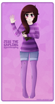 JessTheSapling Fan Art :) by Shellahx