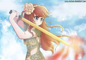 Sword Art Online - Shellah by Shellahx