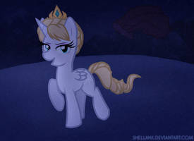 Pony Scene - Let It Go (Princess Hair) by Shellahx