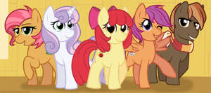 Cutie Mark Crusaders: All Grown Up
