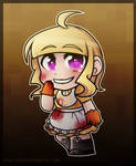Five Nights at Freddy's - Chica (Human Chibi Form)