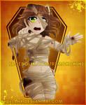 COMMISSION - Halloween Rimo