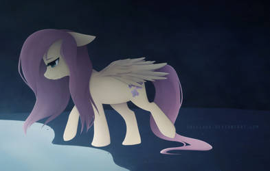 Lonely Fluttershy