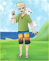 InTheLittleWood - Alola Form! by Shellahx