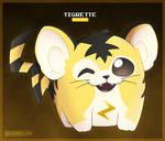 Tigrette - Pokemon Gold (Demo) Pokemon