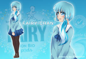 The Laundry Life of Tide Pod-chan!: Fairy-chan by Shellahx