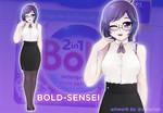 The Laundry Life of Tide Pod-chan!: Bold-sensei