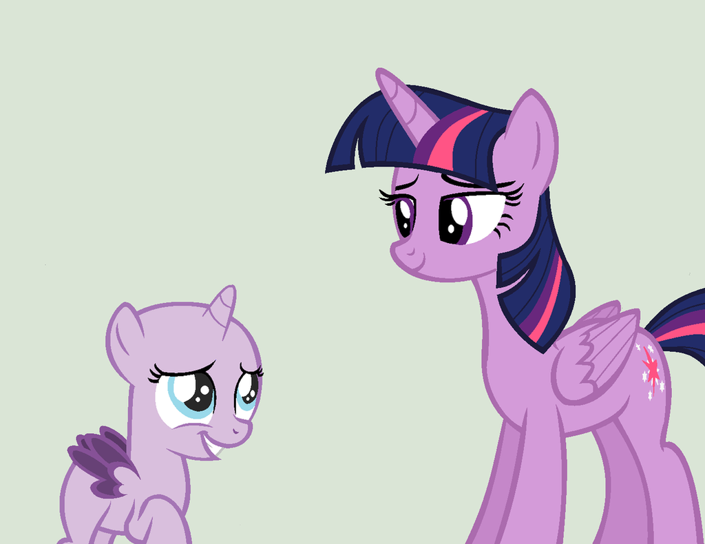 Mlp Base 2 Twilights Daughter/Sister/Little Friend by slitherfang-bases