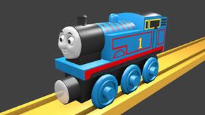 Wooden railway Thomas the tank (2003 - 2017)