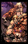 Ka-Zar - Joe Mad / Tony Kordos / Jack Lavy
