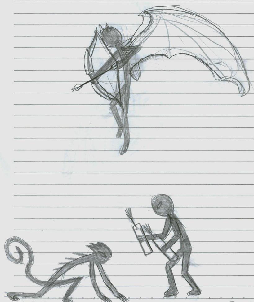 Stick wars 2 sketches 2 by victorreissobreira on deviantart for Pre stick wallpaper
