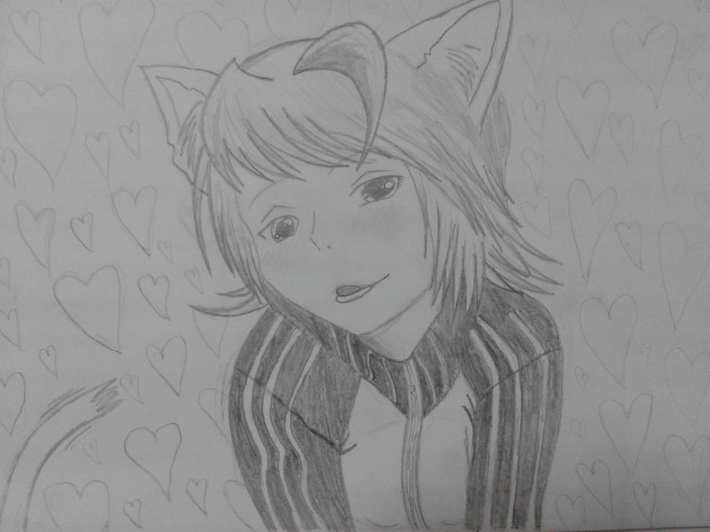 catgirl 2 by VictorReisSobreira