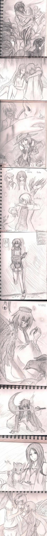 Sketch Dump ewe by xYorutenshi