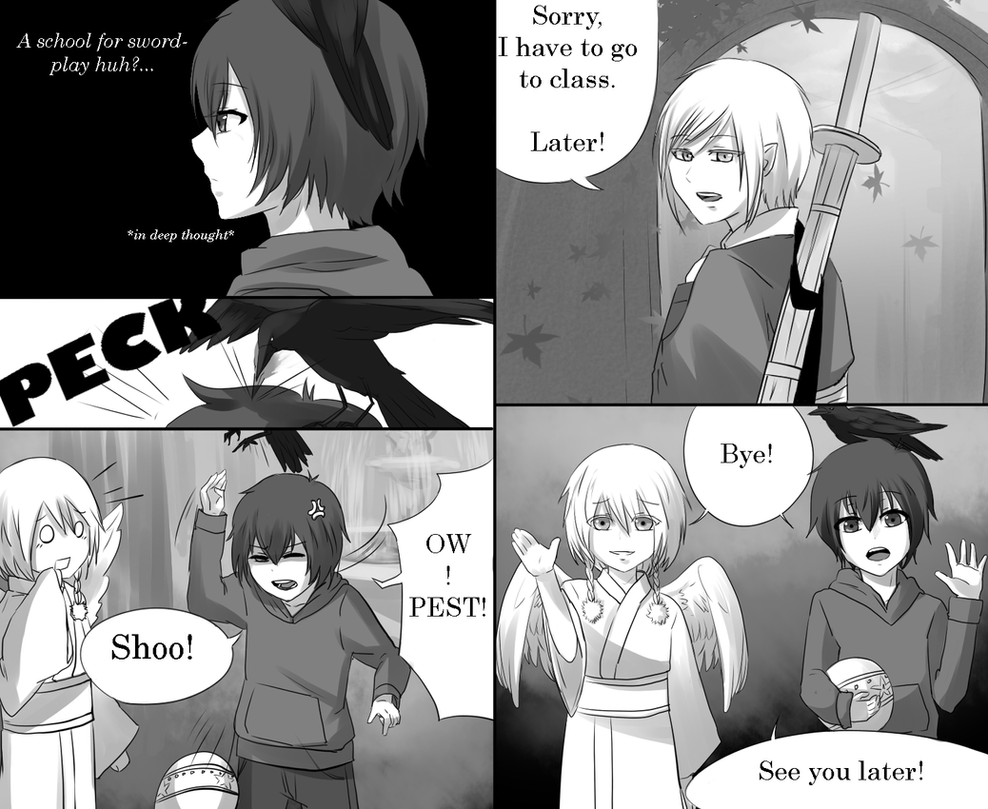 Oops I manga'd by xYorutenshi