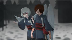 Dafter-Story: Crevan and Yuki