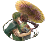 Love Love Parasol