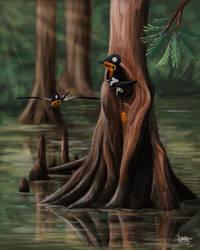 Darwinopterus Cypress