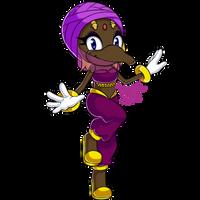 Sonic Flutterbunny By Immissm-dcjrlem by Flutterbunny76