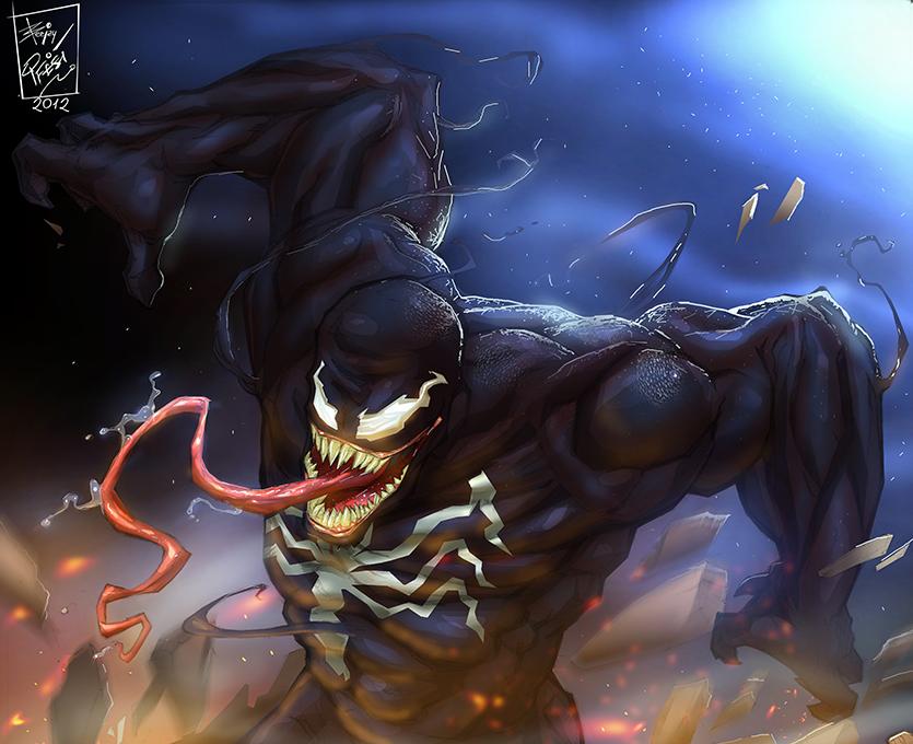 Venom by artnerdx