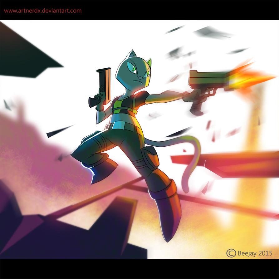 Boom by artnerdx